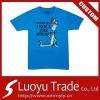 100% Cotton Mens promotional plain cotton t-shirt