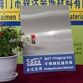 No hay. 4+anti - huella digital de acero inoxidable de la hoja ( recubrimiento transparente )