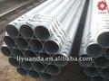 Q235 caliente sumergido de acero galvanizado tubo/tubería