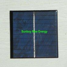 Durable 6V150mA PV Solar Panel