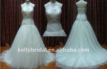Princess Style, Nice Tulle, Stylish Mermaid Wedding Dress