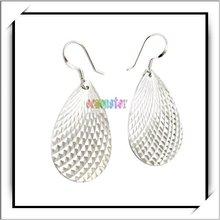 Hot!!! Stylish Fish Stripe Drop Earrings