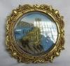 resin castle painting frame