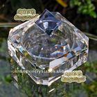 asscher crystal jewelry trinket box