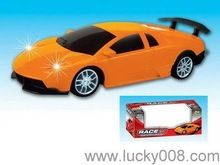 2015 new plastic 4CH fast rc cars for sale Glaring Car Radio Control Toy