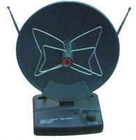 WIN-555 amplified indoor tv antenna