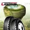 Recapped Truck Tires