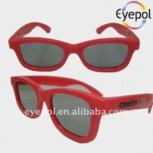 Universal style 3d glass for hisense 3d tv glasses