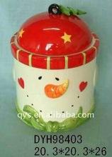 animated ceramic christmas snowman