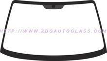 laminated rear glass car windshield glass automobile