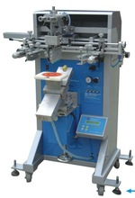 Plate Computer Screen Printing Machine with Moving Table (250/C)