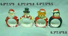christmas ceramic ornaments