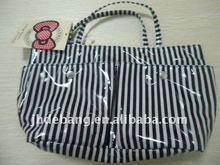 Fashion lady pvc handbag for 2012