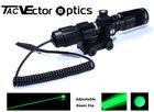 Vector Optics Magnus Green Laser Flashlight w/ Adjustable Beam Focus
