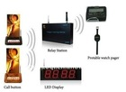 good service and high quality wireless waiter call system restaurant,