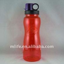 Basketball plastic LFGB food safety sports bottles easy take