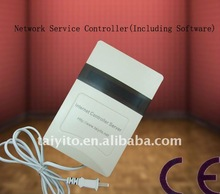 TAIYITO TDXE6617 home automation long distance web controller accept PLC&RF signal