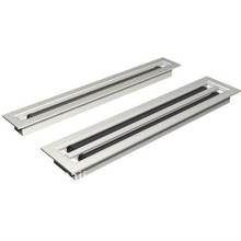 linear slot air grille