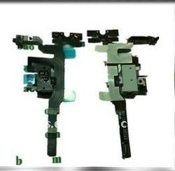 High-tech Cell Phone Audio Headphone Jack Flex Cable For 4S 4GS Audio Earpiece Jack Flex&Volume Control Flex