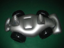 promotional pvc new design inflatable toy car for kids