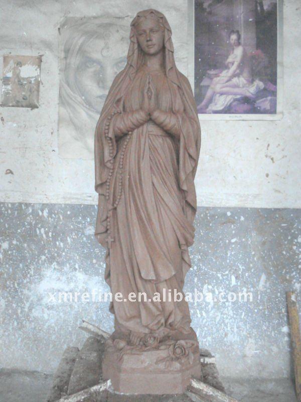 Diário dos Sonhos de EmersonPawoski - Página 25 White_saint_mary_sculpture