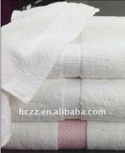 cotton quality white hotel towel,satin towel