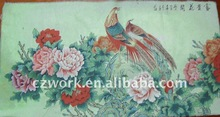 Fashion Accessories Design Services of embroidered tapestry / painting