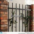 axe de barrière de barrière en métal