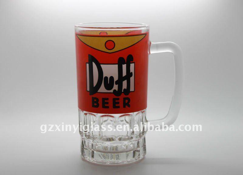 14 oz DUFF canecas de cerveja