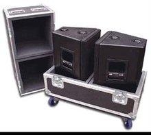 RK Speaker Cases holding two speakers