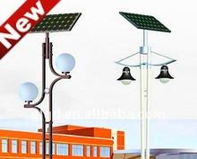 Outdoor lighting: led solar garden light