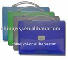 Model JY1031 document PP plastic file folder bag box case as office stationeryp