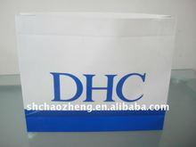 fashion shopping chrome paper bags