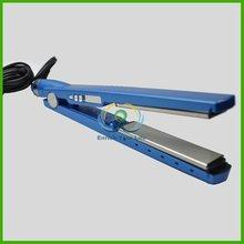 Professional Hair Digital Ceramic Curling Iron Nona Titanium Straightener