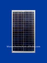 high power polycrystalline solar panel 145W