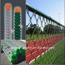 10 gauge chain link fence