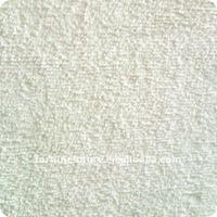 100% organic cotton fleece fabric