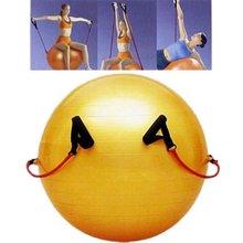antiburst gym ball with tube
