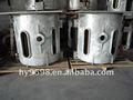 Forno de indução de fusão de aço