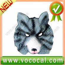 Halloween EVA Plastic Animal Mask,Wolf
