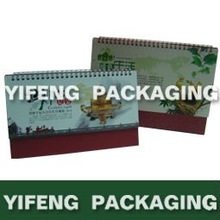 customized desktop calendar printing service 2012 new design