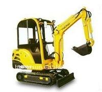 mini YC18-8 Excavator