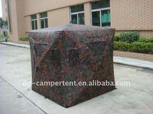 camo hunting tent/hunting series