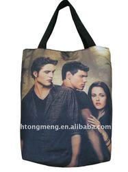 Photo printed canvas tote bag(TM-CT104)