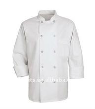 Chef Designs 10 Button Unisex Chef Coat