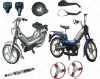 PGT moped motorcycle parts