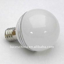 hot sale 3w e17 milky white led bulb