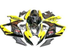 Bodywork Fairing/Motorcycle Fairings For Suzuki GSXR600 750 08-09 K8
