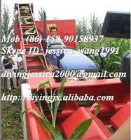 DY-CHI Maize Combine picker / Maize harvester / Corn harvesting machine