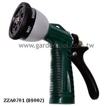6-Pattern Metal Trigger Nozzle